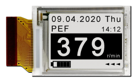 1.44″ E ink Display