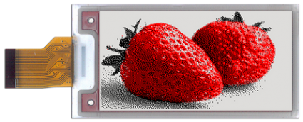 2.66″ E ink Display Line-up