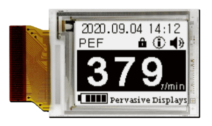 1.44″ E ink Display – eTC driver